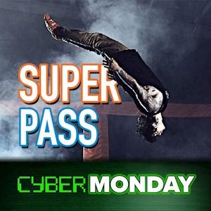 Super Pass – Cyber Monday