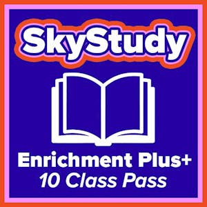 SkyStudy Enrichment 10 Class Pass