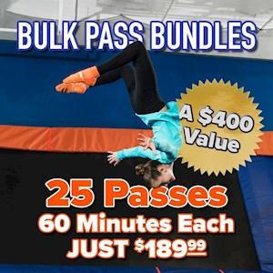 Bulk Pass Bundle – 25