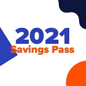 2021 Open Jump Pass
