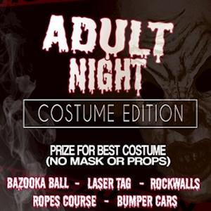 Adult Night Presale april 12th