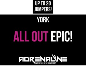 All Out Epic Bday Party Pkg