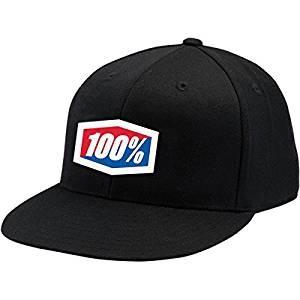 100% Official Jfit Hat Black LG/XL