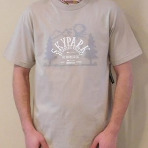 Adventure T Shirt Sand