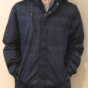 Men's Winter Jacket Black