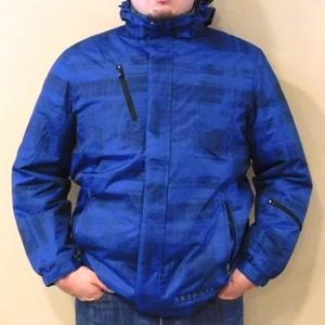 Men's Winter Jacket Blue