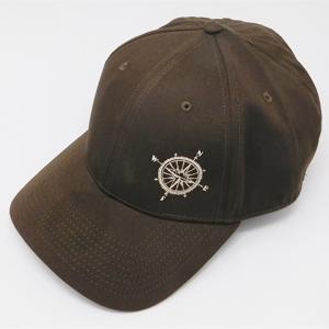 .Compass New Era Hat Brown