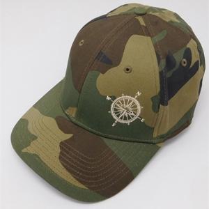 .Compass New Era Hat Camo