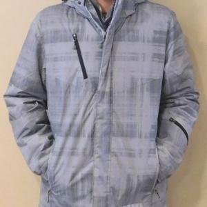 Men's Winter Jacket Grey