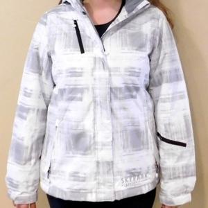 Ladies Winter Jacket White