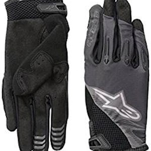Alpinestars Flow Glove Black Steel Gray