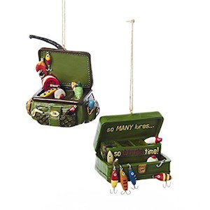 "2.5-2.87""Fishing Tool Box Ornament"