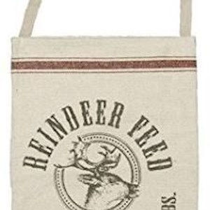 Hanging Bag - Reindeer Feed 12