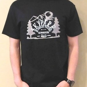 Adventure T Shirt Black M