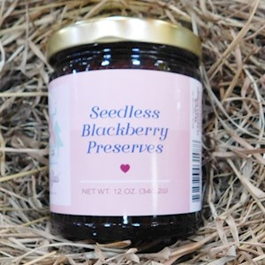 Marion Blackberry Jam