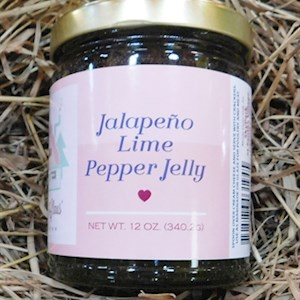 Jalapeno Lime Pepper Jam