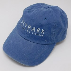 .SkyPark Adjustable Hat Blue