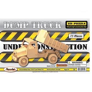 3D Puzzles - Dump Truck