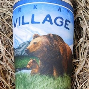 Bear & Cub Mugzie Travel Mug
