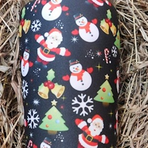 Christmas Wrap Mugzie Travel Mug