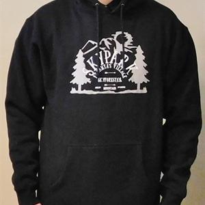 Adventure Hooded Sweatshirt Black M