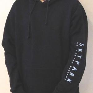 Compass Hooded Sweatshirt Black L