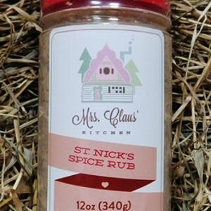 SkyPark St. Nick's Spice Jar