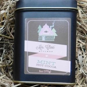 Mint Hot Chocolate Tin