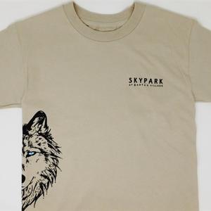 Youth Arrow T Shirt Sand M