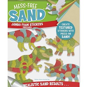 Mess Free Sand - Dinosaurs