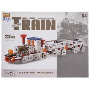 Metal Model Train