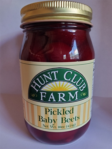 Baby Beets Pickled