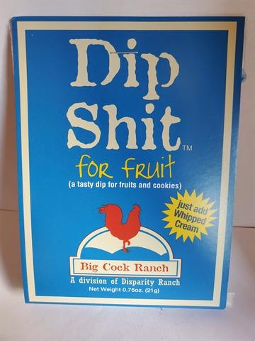 Dip Shit Fruit