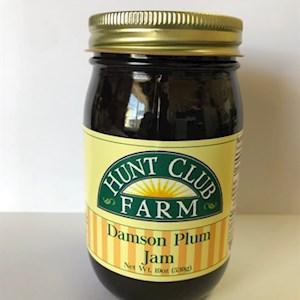 Damson Plum Jam