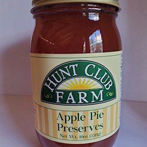 Apple Pie Preserves