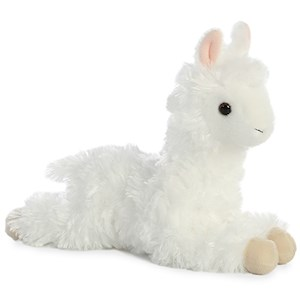 Stuffed Ansy Alpaca