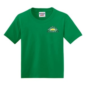 Kelly Green Youth Small T-Shirt