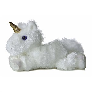 Stuffed Celestial Unicorn