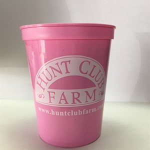 Souvenir Animal Feed Cup