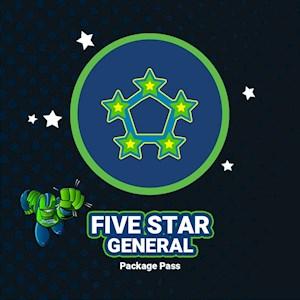 Five Star General Pass