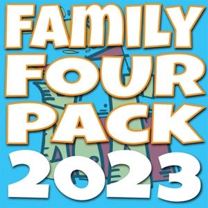 2020 Family 4 Pack