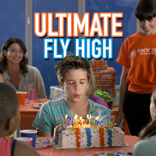 Ultimate Fly High Party