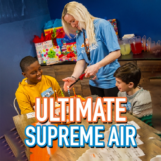 Ultimate Supreme Air Party