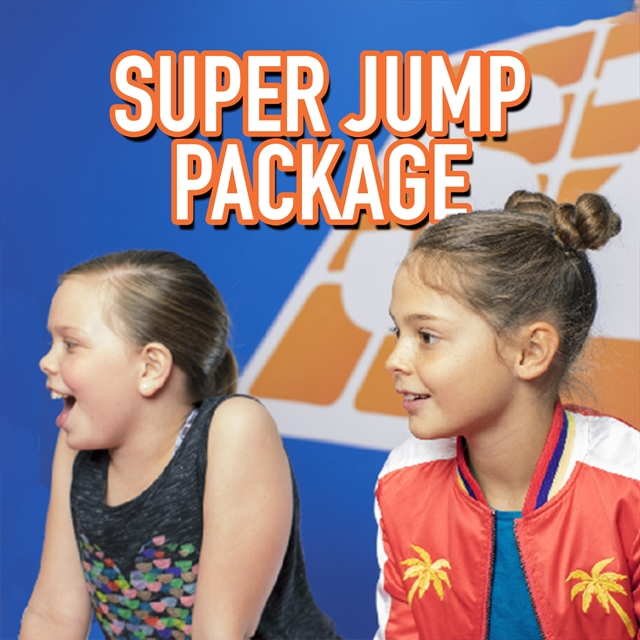 Super Jump Party Package