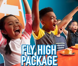 Fly High Party Package