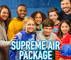 Supreme Air Party Package