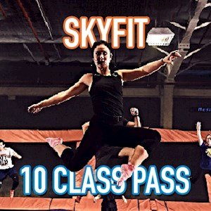 SkyFit 10 Class Pass