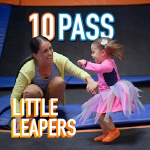 Toddler Time – 10 Session Pass
