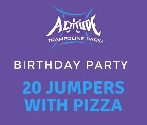 20 - Pizza Party