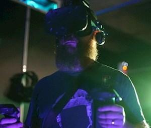 Virtual Reality Party Pod